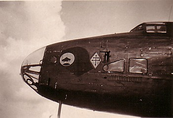B17 with Free French Marking