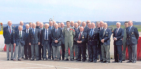 Assembly at Leuchars Visit on May 31st 2006